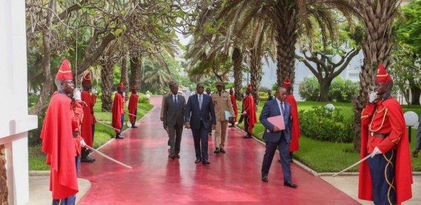 Vidéo-Les changements de nouveau gouvernement de Macky