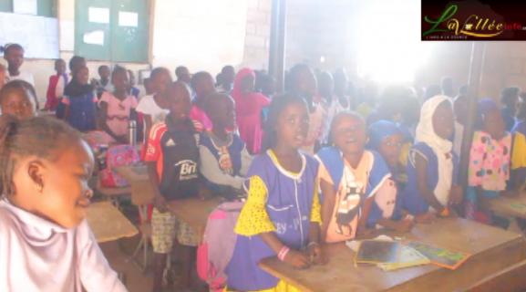 La pléthore des effectifs et le manque de matériels didactiques plombent l'enseignement à BAMBEY