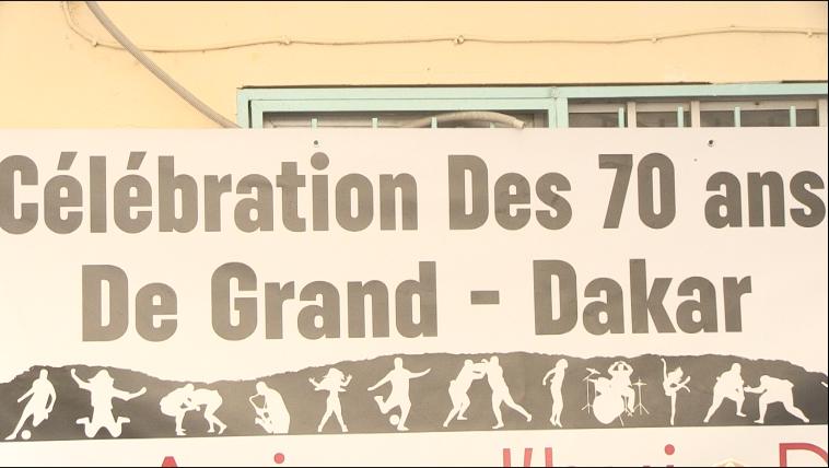 70 ans de Grand Dakar: 17-18 et 19 Avril le quartier sera tout en couleur