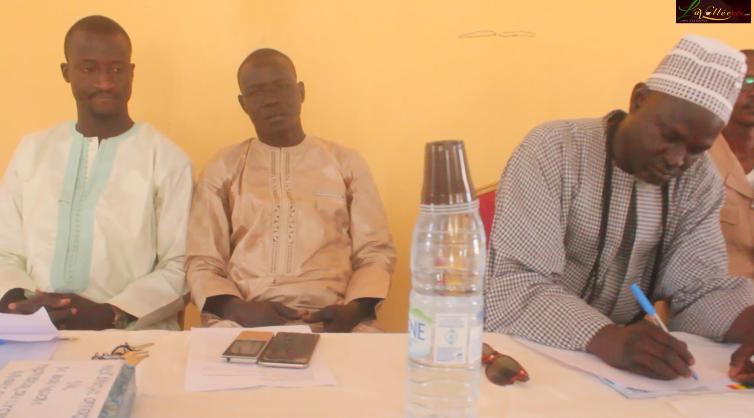 Le cadre d'action pour le développement de Ngoye prime ses meilleurs élèves de la commune