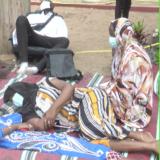 UCAD: 24h après, les étudiants exclus déterminés à poursuivre leur grève de la faim.
