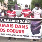 Forte affluence à la levée du corps de Samba Sarr: Pikine demande l'ouverture d'une enquête