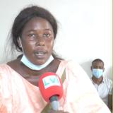 Grève de la faim des enseignants des classes passerelles : Adama Diop, une femme allaitante parmi les grévistes