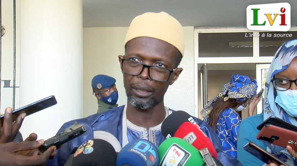 Depute Cheikh Bara Dolly Mbacké