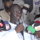Locales 2022: Aliou Sall Maire de Guédiawaye demande au Ps de se ranger derrière l'Apr à Golf sud.